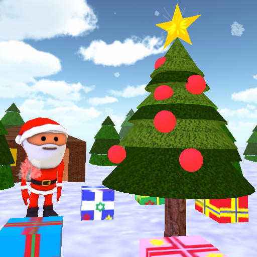 Where is Santa Gifts? (game)