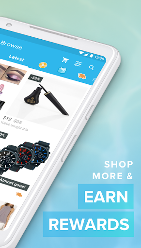 Wish -  Shopping & Free Gifts for New Users Screenshot