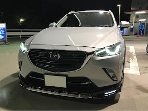 CX-3 DK5AW XD Touring・2015年式のカスタム事例画像 taka-iさんの2018年08月25日20:09の投稿