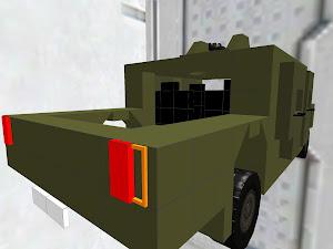 12式高機動車(機銃装備)