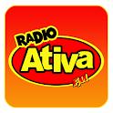 Radio Ativa FM - São Carlos icon