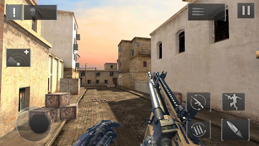Military Shooting Games 2019 : Army Shooting Games android2mod screenshots 1