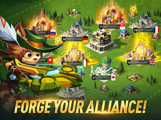 Legion of Ace: Chaos Territory MOD APK | Instant Kill