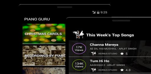 Spiksplinternieuw Piano Guru: Learn your favorite song - Apps op Google Play DC-92