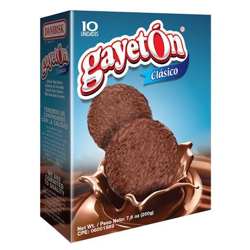 Galletas Danibisk Gayeton Clasico 200Gr