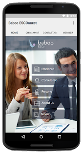 Baboo ESCOnnect- miniatura screenshot