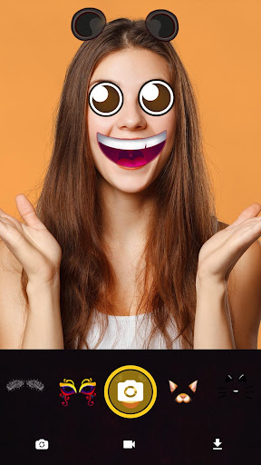 Face Live Camera: Photo Filters, Emojis, Stickers screenshot 7