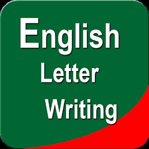 english letter writing app