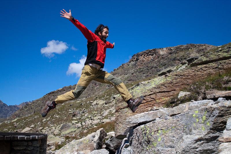 Saltare di gioia di Claudio Polesel