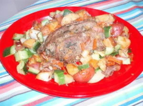 Pot Roast With Sour Cream Gravy