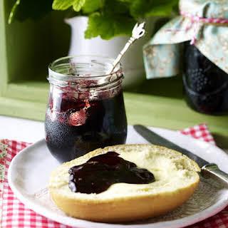 Vanilla Elderberry Jelly.
