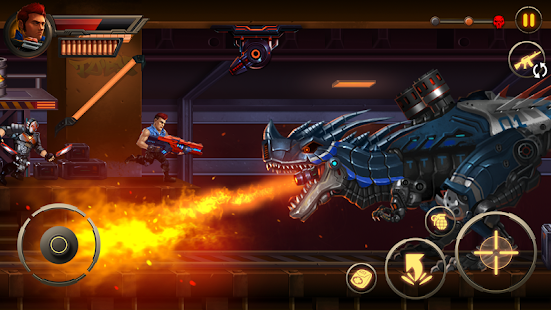 Game Metal Squad: Shooting Game APK for Windows Phone