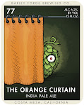 Barley Forge Orange Curtain IPA Cask W/Amarillo Hops