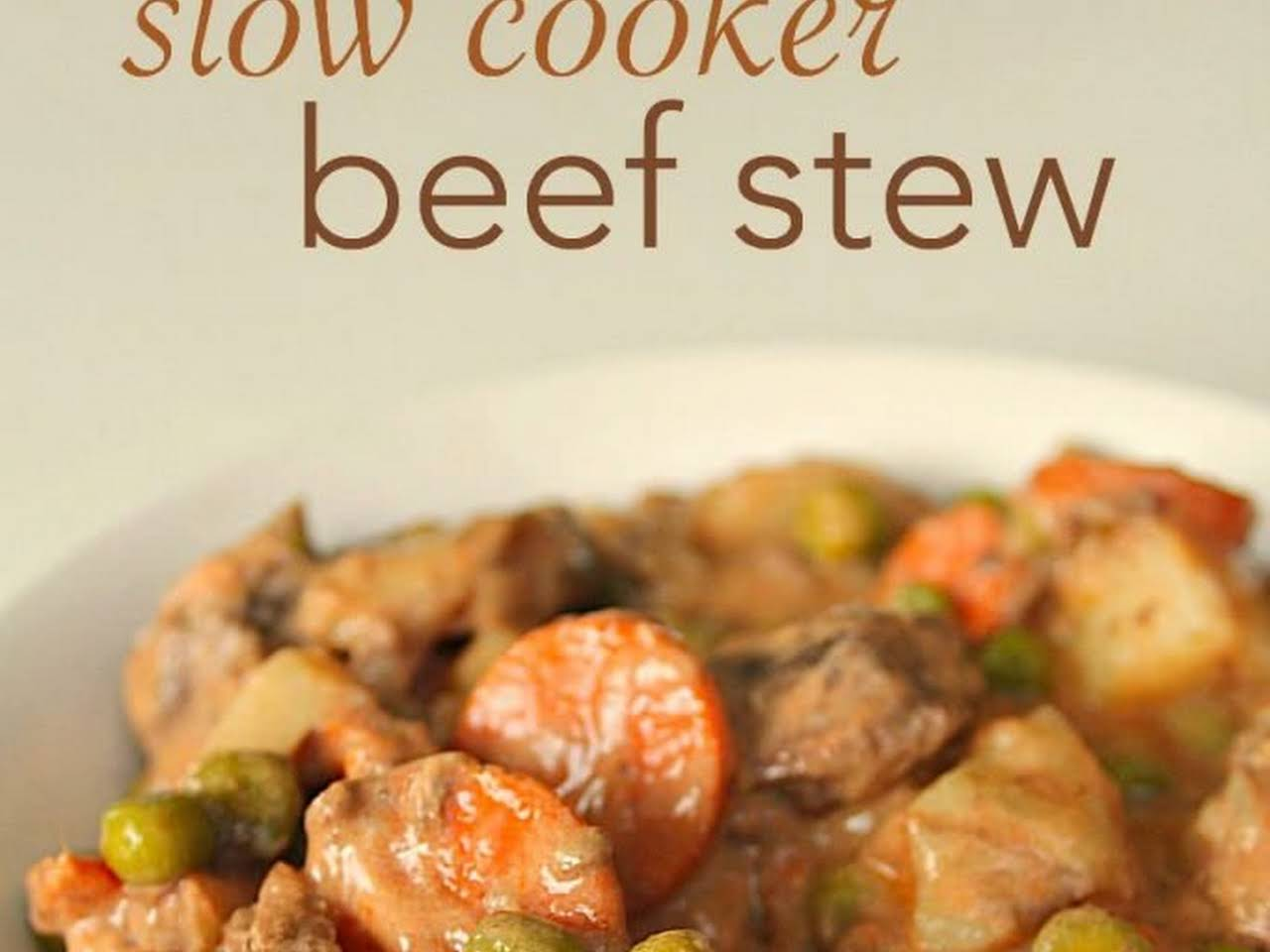 10 Best Slow Cooker Beef Stew With Onion Soup Mix Recipes Yummly