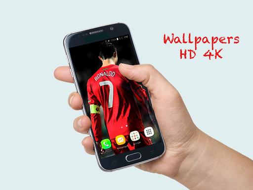 Cristiano Ronaldo Wallpapers HD 4K 2018 6.1.1 screenshots 8