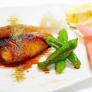 Teriyaki Yellowtail - Classic Dish Made Easy with Frying Pan