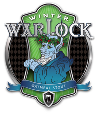 Logo of Bristol's Winter Warlock Oatmeal Stout