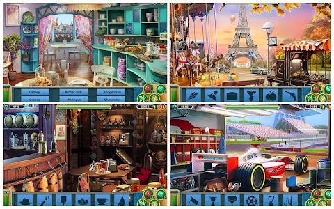 Secret Europe: Hidden Object screenshot 0