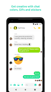 Messenger – Text and Video Chat for Free - Apps on Google Play