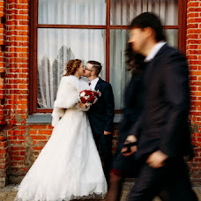 Wedding photographer Maksim Vybornov (Vybornov). Photo of 04.04.2017