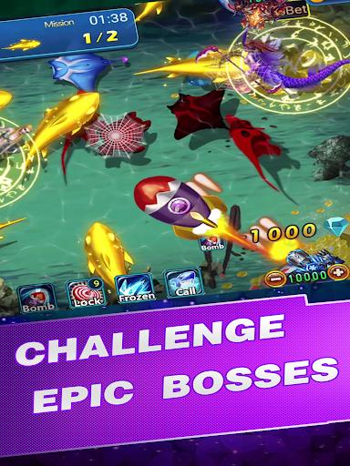 BanCa Fishing - Free Shooting Fish Slots Game screenshot 7