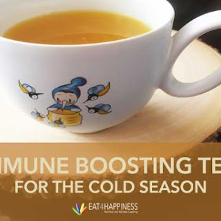 Immune Boosting Tea For The Cold Season