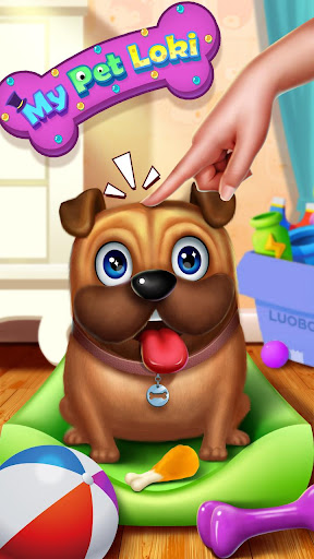 ud83dudc36ud83dudc36My Pet Loki - Virtual Dog screenshots 7