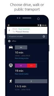 HERE Maps - Offline Navigation Screenshot 3