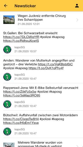 St.Gallen-Oberthurgau screenshot 6
