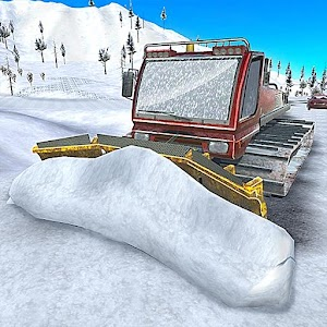 Excavator Snow Loader Truck for PC and MAC