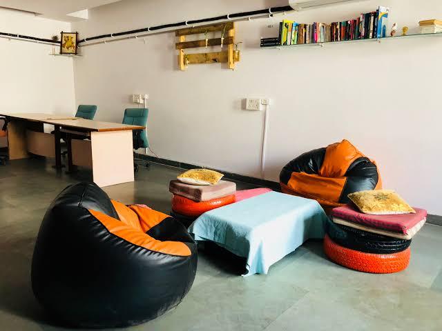 Bold Kiln Coworking Space in Noida