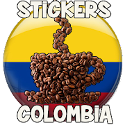Stickers Colombia