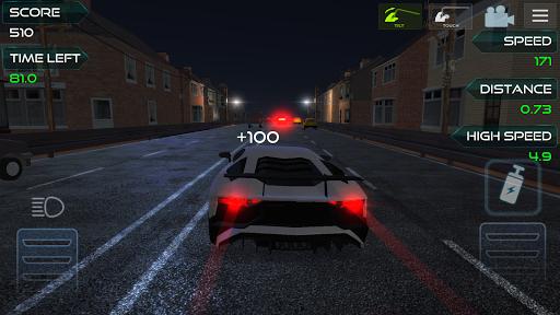 Highway Asphalt Racing : Traffic Nitro Racing 0.12 screenshots 8