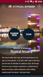 Atypical Antwerp- screenshot thumbnail