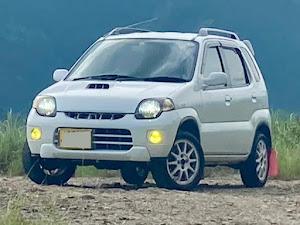 Kei HN21S S タイプ 4WD MTのカスタム事例画像 かばさんの2021年06月20日10:47の投稿