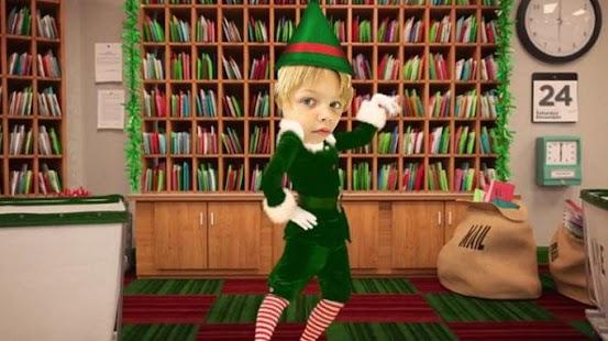 Elf-yourself for Christmas 2018 - náhled
