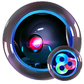 Neon Metal Go Launcher