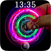 Spinner Lock Screen & Wallpaper