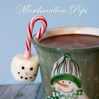 Marshmallow Snowman Recipes