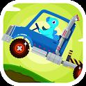 Dinosaur Truck icon