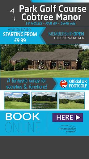 Cobtree Manor Golf Course