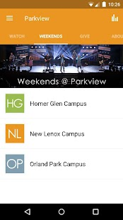 Parkview Christian Church - IL- screenshot thumbnail