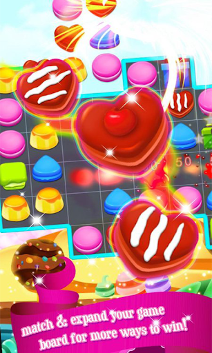 Sweet Cookie Fever 1.0 screenshots 1