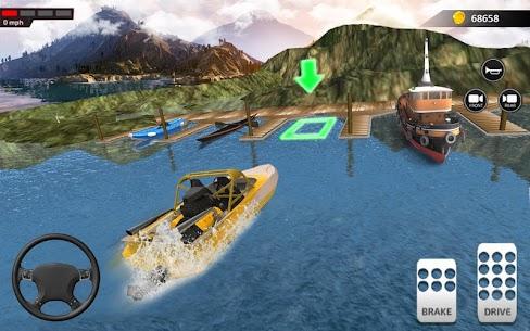 قوارب الكاياك قارب متسابق لعبه 2018 3D سباق محاكاة 5