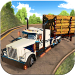 Real Truck Hill Drive Sim 2017 Icon