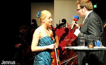 Photo: Dalia Kuznecovaite   Preisträgerin Solovioline