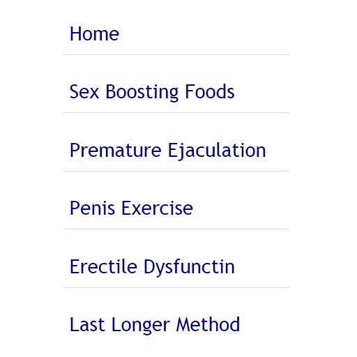 Sex Problems Solutions Free