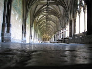 Photo: Norwich Cathedral.