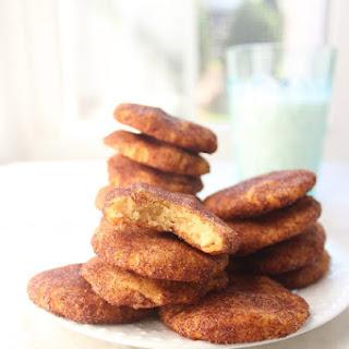 Gluten-Free Coconut Flour Snickerdoodles