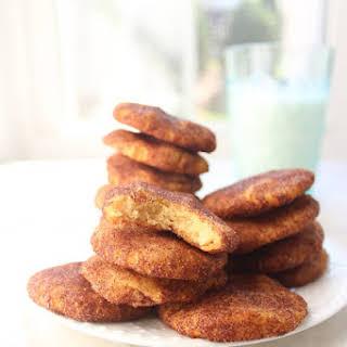 Gluten-Free Coconut Flour Snickerdoodles.